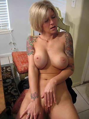 naked mature women with tattoos xxx porno