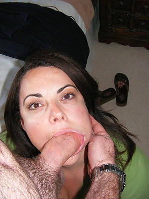easy pics of sexy mature blowjob