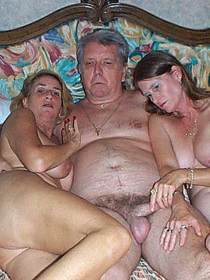 downcast hot amateur mature threesome
