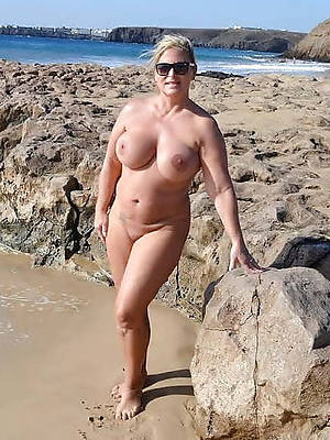 porn pics of dispirited mature naked beach