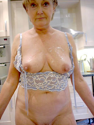 mature grandma sex titties nude