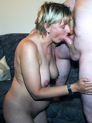 hotties amateur mature blowjob