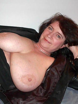 big breasted mature women