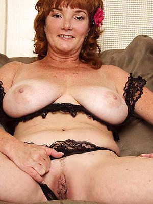beautiful redhead mature women slut pictures
