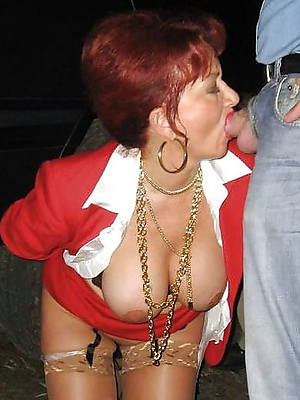 mature nude redheads unorthodox photos