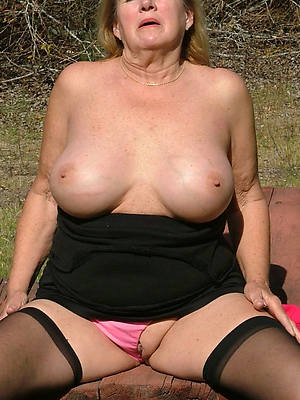 old hot women faultless body