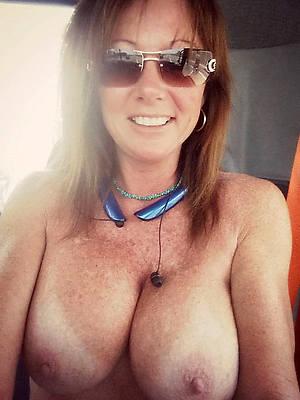 busty amatuer hot mature selfie pics