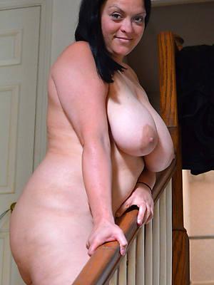 crude mature brunette mom scanty