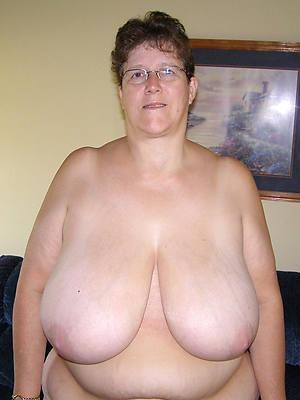 big mature tits old woman porn