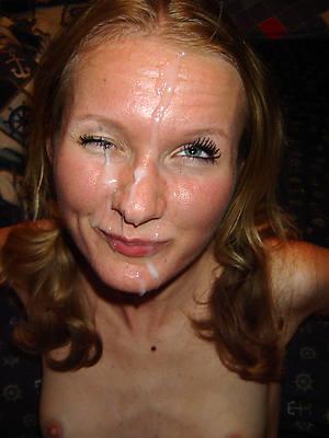 Bohemian porn pics of bungler mature facial