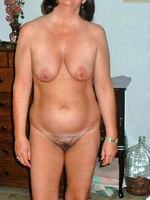 hot starkers mature woman photo