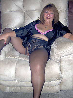 hot meagre mature nylon sluts photo