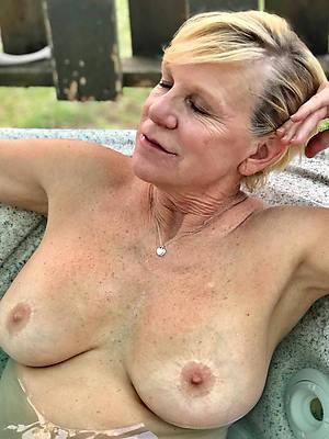 sexy nude 60 plus grown-up posing nude