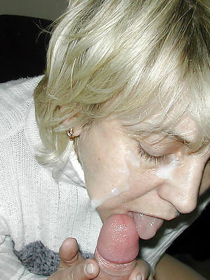 busty mature facials compilation stripped pics