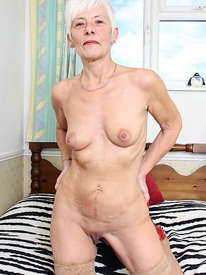 sweet nude aged mature women
