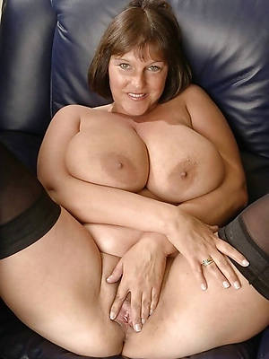 naked pics of sexy mature natural tits