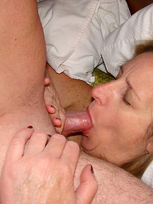 amature mature blowjob