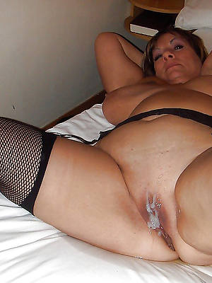 mature hairy creampie nude pics