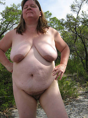 free porn pics be fitting of old mature denuded women