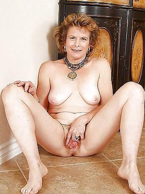 old mature women