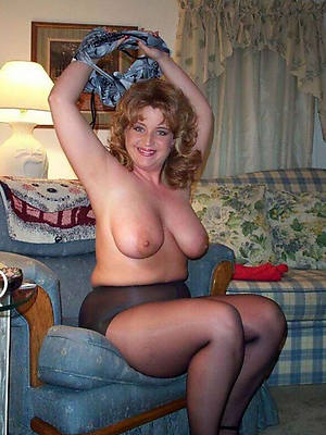 mature pantyhose shear