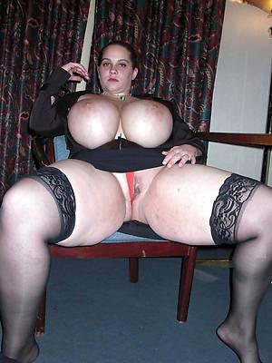 beautiful mature perky boobs