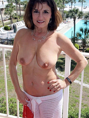 mature nudes over 50 porch