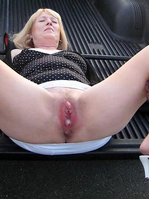 petite mature women creampie