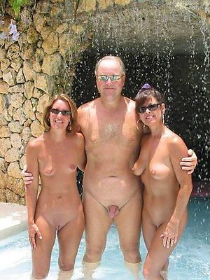 busty mature threesome high def porn
