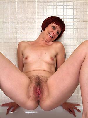 mature redhead wife