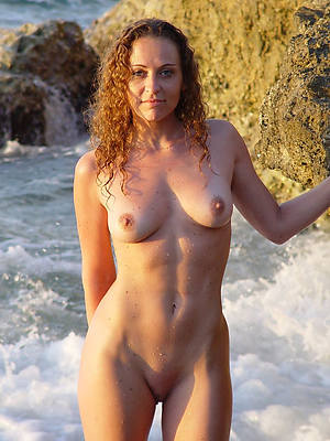 comely mature woman