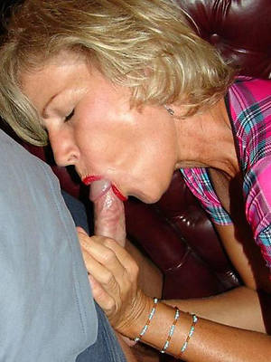 dilettante mature blowjob