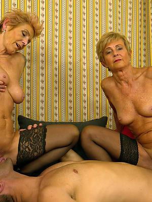 censorious mature amateur threesome pics