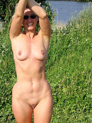 beautiful mature shaved pussies