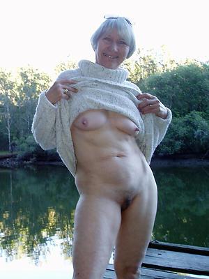 wonderful mature apropos small tits