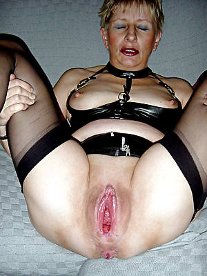 second-rate old vulva homemade pics