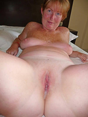 beautiful russian mature creampie