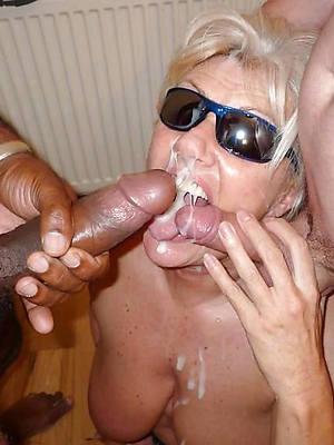beautiful british mature facials porn photo