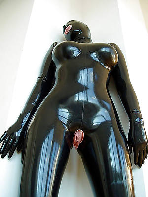 naughty grown-up in rubber porn gallery