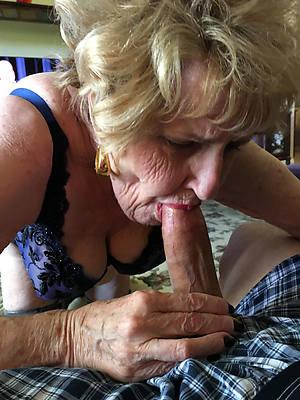 naughty old woman blowjob