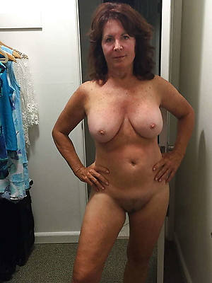 lovely despondent private nude women