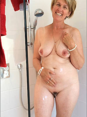 beautiful mature women in be imparted to murder shower porn