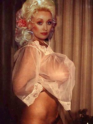 german vintage matured displaying her pussy