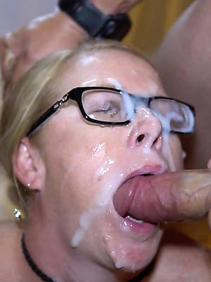 lovely sexy mature facial gallery