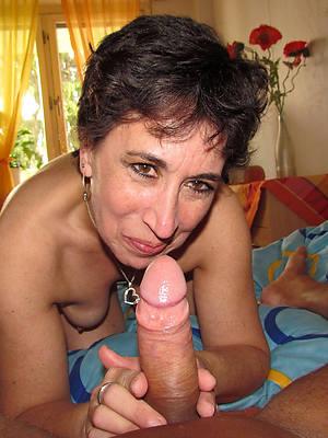 petite mature wife handjobs
