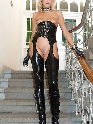 beautiful hot matures in latex free matters