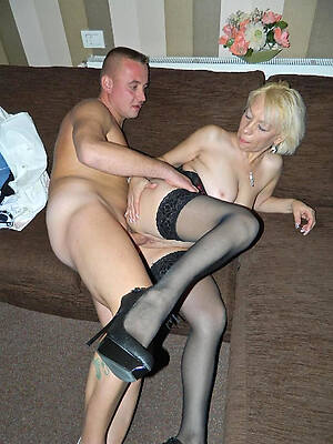 pulchritudinous old nude couples cannon-ball