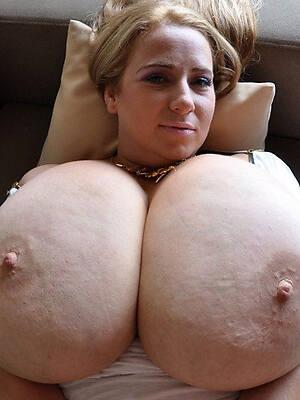 elder mature chunky tits