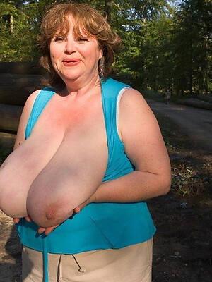 hot downcast mature heavy titty orgy