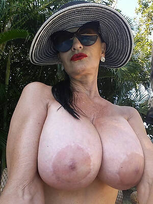 unconforming pics for mature beamy titty orgy